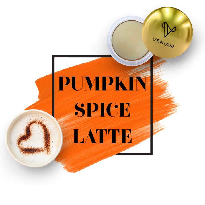 Metallic Lip Balm Pumpkin Spice Latte mlb-psl